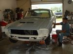 68fastback427resto009 by d_ford