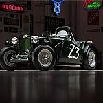 1949 MG TC Roadster Race Car by rshelby