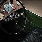 1949 MG TC Roadster Race Car Interior by rshelby