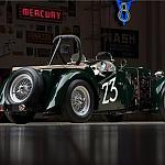 1949 MG TC Roadster Race Car Rear by rshelby