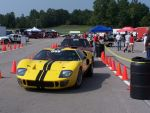 SPF GT heading onto the track Barber Motorsports Park