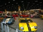 Coupe and GT40 at Orlando International Auto Show by The Commissioner