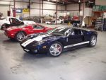 Ford GT's by The Commissioner