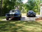 66 Vette, 67 GT350 by The Commissioner in Member Galleries