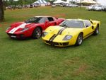 SPF GT vs Ford GT by The Commissioner