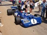 Tyrell 004, Jackie Stewart F-1 Car, Mitty Vintage Races, Road Atlanta 2008 by The Commissioner