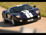 2005 Ford GT Blue Road by rshelby