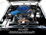 69 GT 500 by Randall Paul