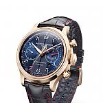 Baume & Mercier Capeland Shelby Cobra Watch Rose Gold by rshelby
