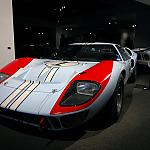Carroll Shelby Memorial GT40 Mk2 Ken Miles