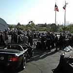 Carroll Shelby Memorial Reception by rshelby