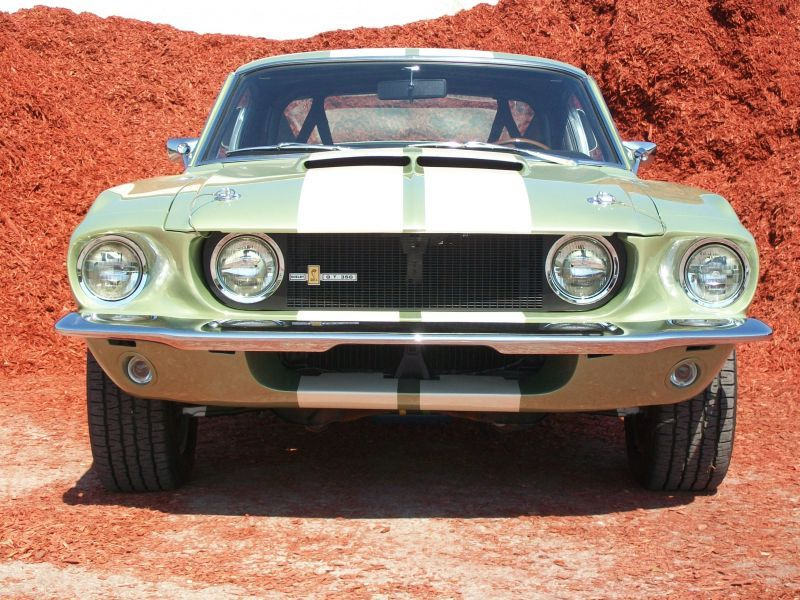 1967 GT350 - Shelby~gt350#3000 - 05/2010 | Shelby Forums