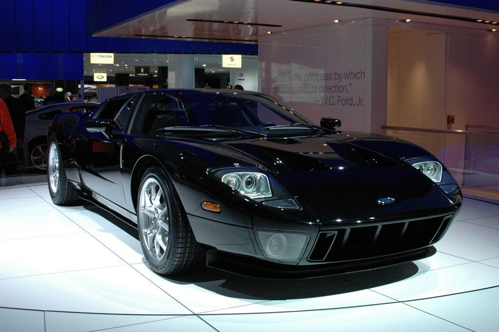 Naias  Ford Gt